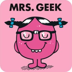 Miss Geek