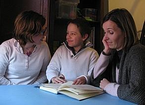 Témoignage de Marie Mesnard maman de Gabriel atteint du syndrome d'Asperger (RCF, février 2014)