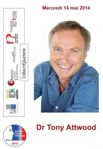 Compte-rendu du séminaire de Tony Attwood, Palais des Congrès de Perpignan, 14 mai 2014