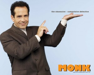 Adrian Monk, authentique portrait d'un adulte touché par le syndrome d'Asperger