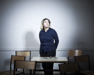 """Célia, dans """"La meilleure de la classe est autiste"""" (Le Monde, décembre 2014)"""