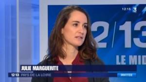 [VIDÉO] Une aspergirl au 12/13 de France 3 Pays de la Loire (janvier 2015)