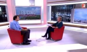 """[VIDÉO] Josef Schovanec et l'amour au """"pays des autistes"""" (FranceTVInfo, décembre 2015)"""
