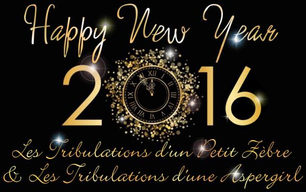 Belle & heureuse année 2016