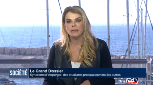 [VIDÉO] Le grand dossier : le syndrome d'Asperger (i24News, mars 2016)