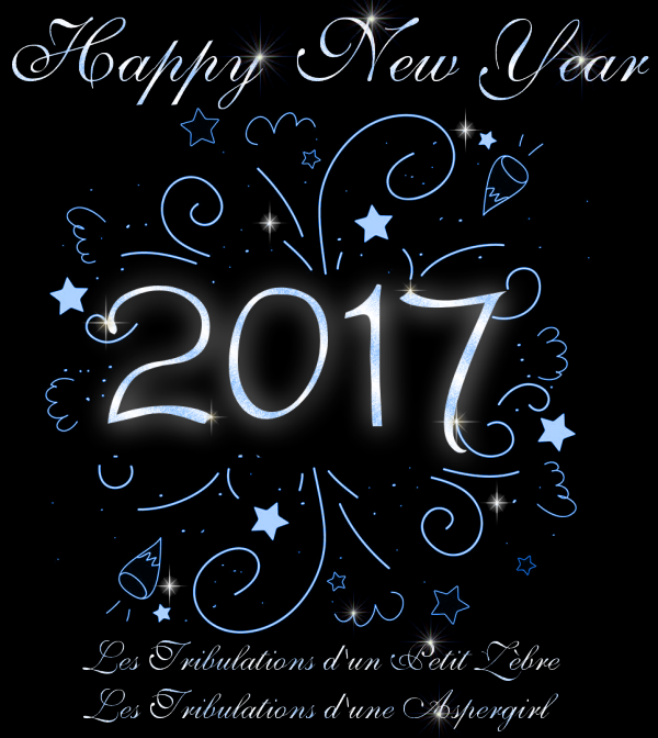 Tous nos vœux pour 2017, de la part des Tribulations