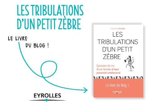 Les Tribulations d'un Petit Zèbre, d'Alexandra Reynaud